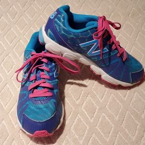 New Balance colorful runners